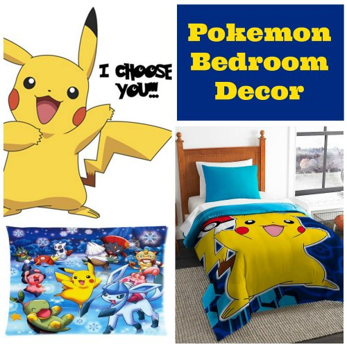 Best Pokemon Bedroom Decor2 With Pictures
