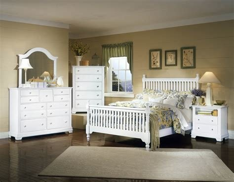 Best Vaughan Bassett Cottage Bb24 White Bedroom Group With Pictures