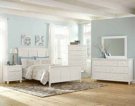 Best Vaughan Bassett Ellington White 624 Bedroom Group With Pictures