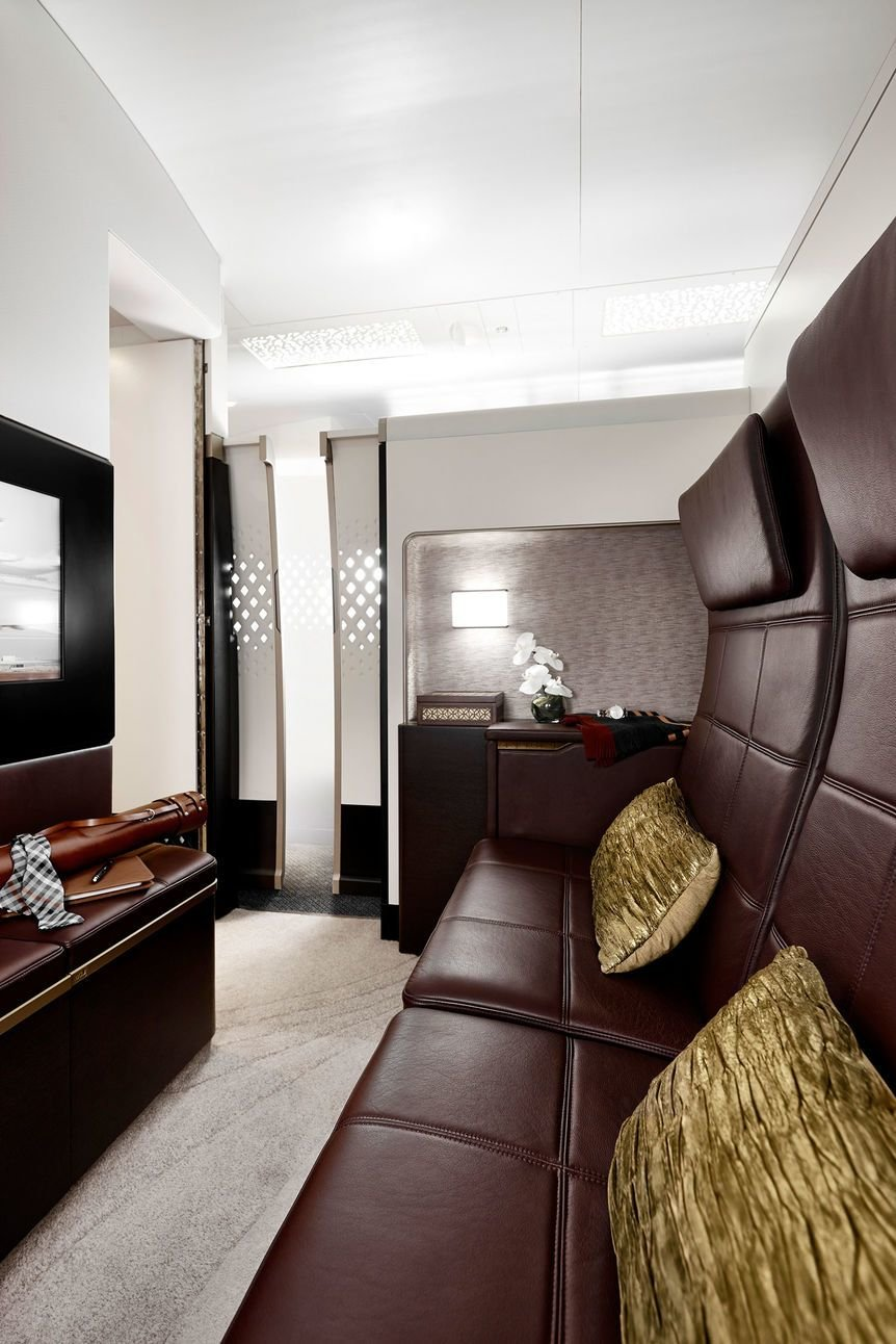Best Emirates First Class Private Bedroom Airbus A380 With Pictures
