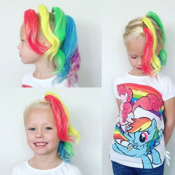 Free 14 Kids That Have Certainly Won At Crazy Hair Day Part 2 Wallpaper