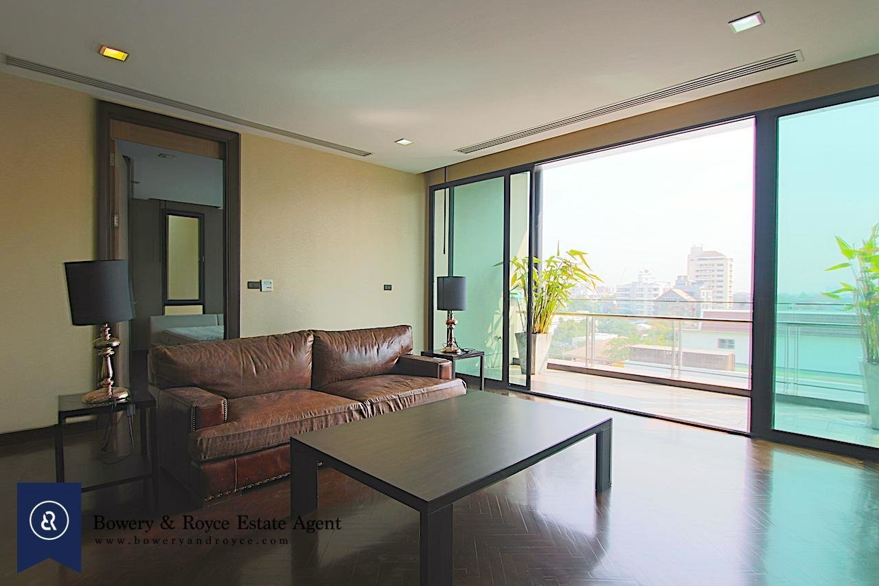 Best Large Two Bedroom Plus Maid Apartment For Rent In Ekkamai With Pictures