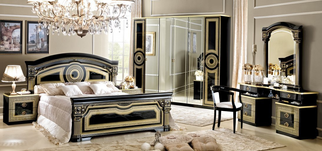 Best Versace Inspired Bedroom Basic Elegance Furnishings Ltd With Pictures
