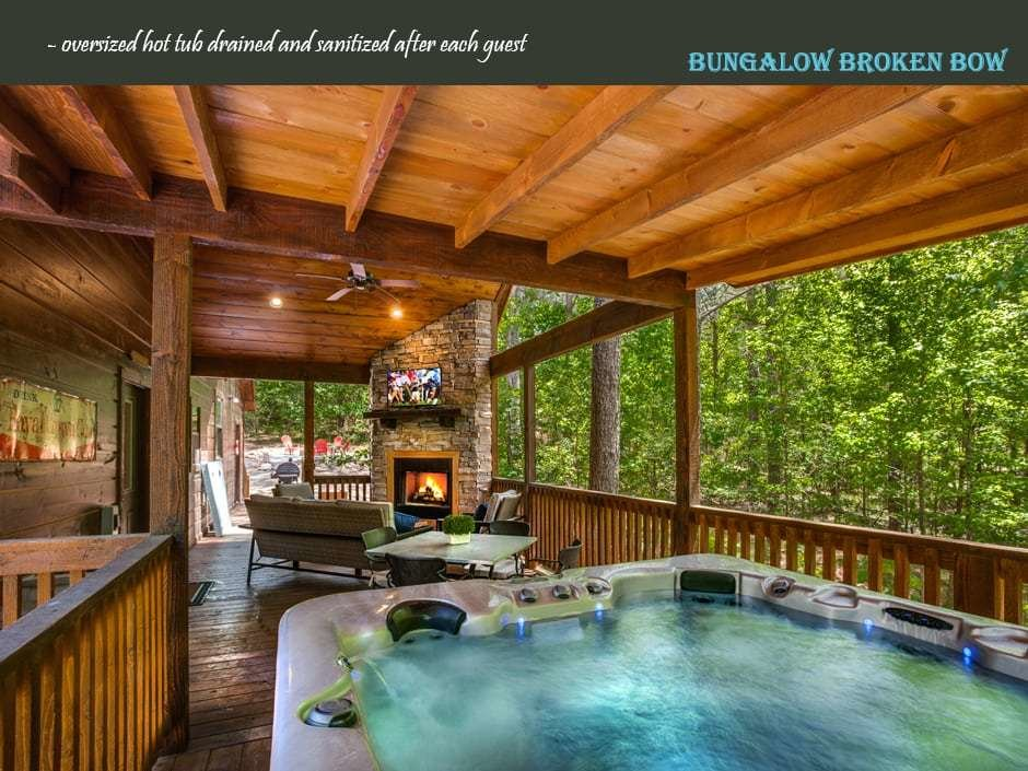 Best Broken Bow Vacation Cabins Bungalow Broken Bow 2 With Pictures