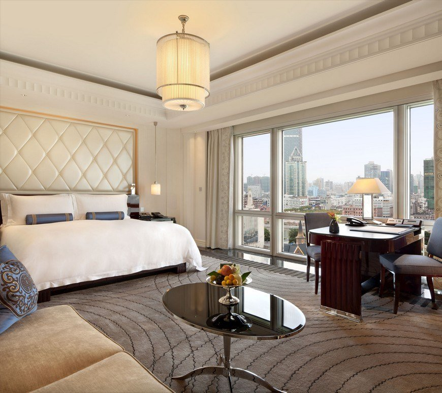 Best 5 Luxury Hotels That Have The Most Sumptuous Bedroom With Pictures