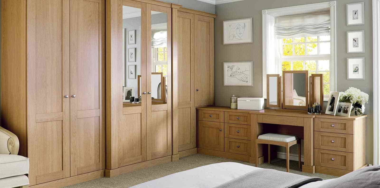 Best 100 Wooden Bedroom Wardrobe Design Ideas With Pictures