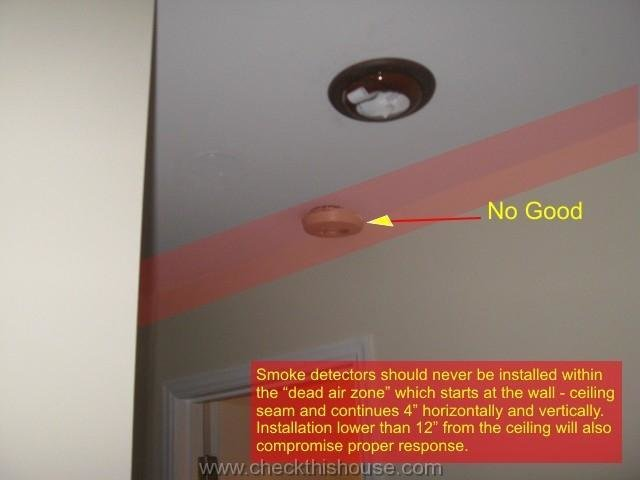 Best Where To Install Smoke Alarm Detector At Home With Pictures
