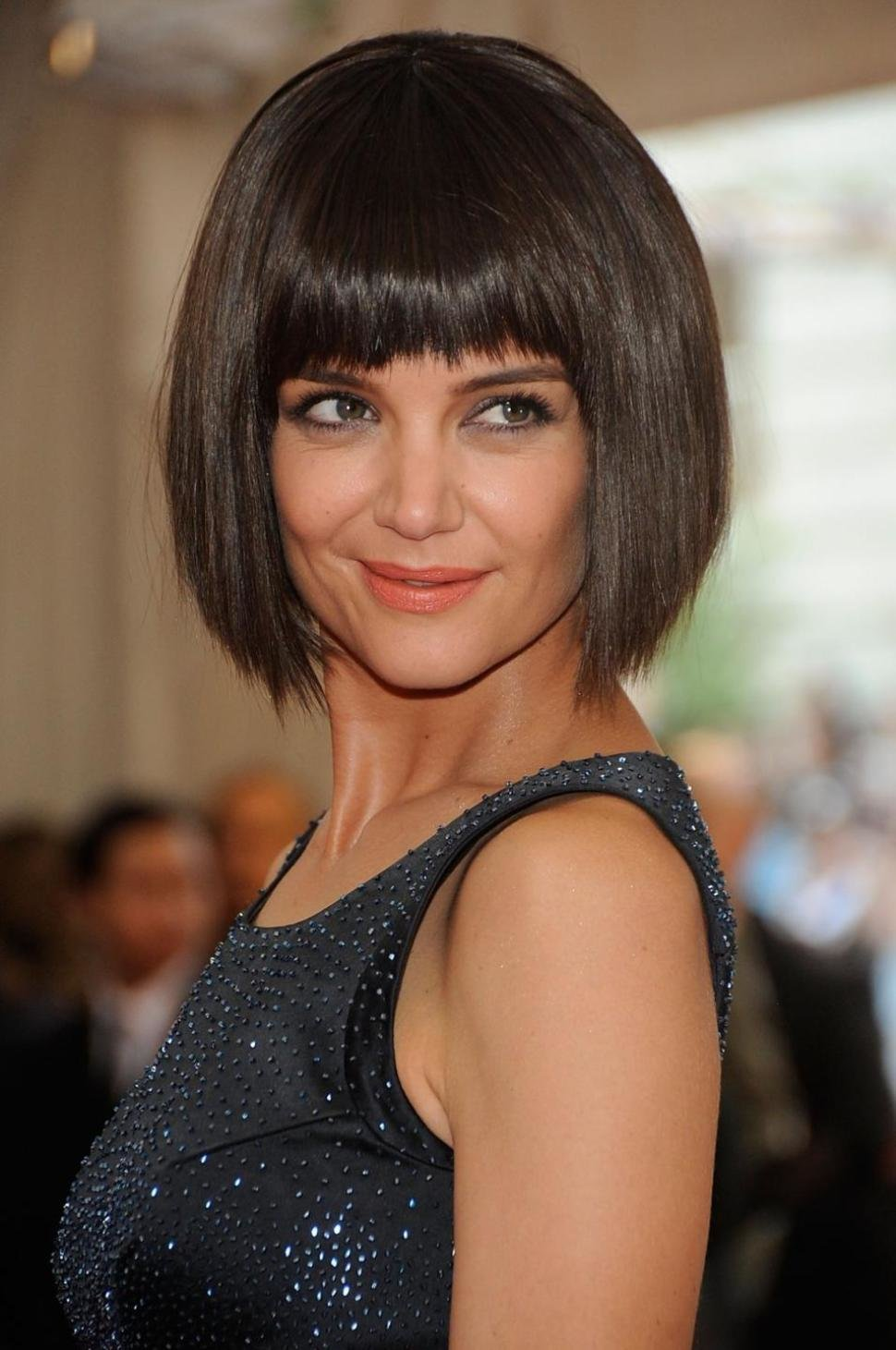 Free Katie Holmes Bob Makes Another Appearance At Gala Dbtechno Wallpaper