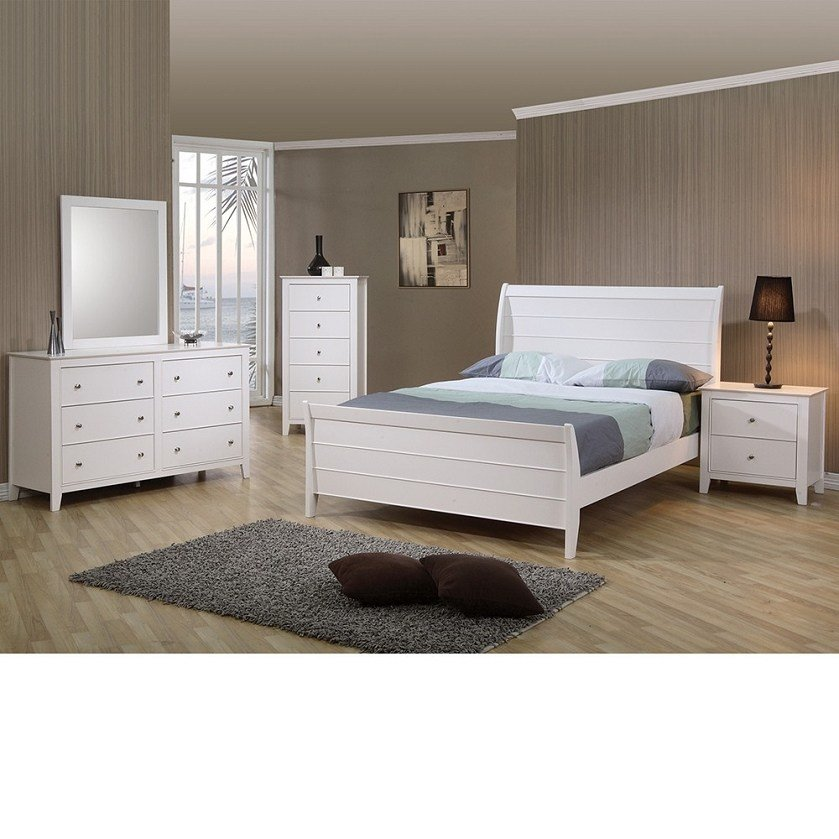 Best Dreamfurniture Com Sandy Beach Youth Sleigh Bedroom Set With Pictures