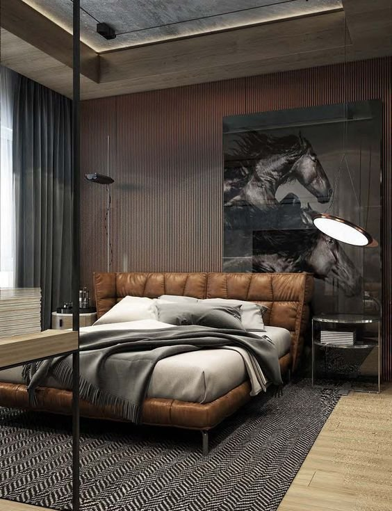 Best 35 Masculine Bedroom Furniture Ideas That Inspire Digsdigs With Pictures