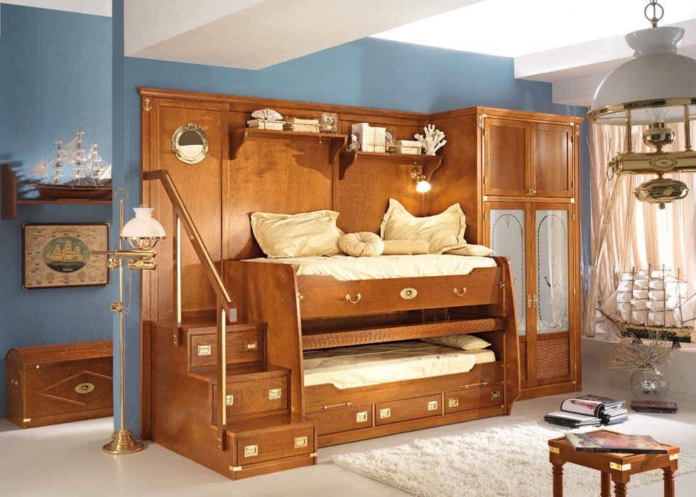 Best Great Sea Themed Furniture For Girls And Boys Bedrooms By With Pictures