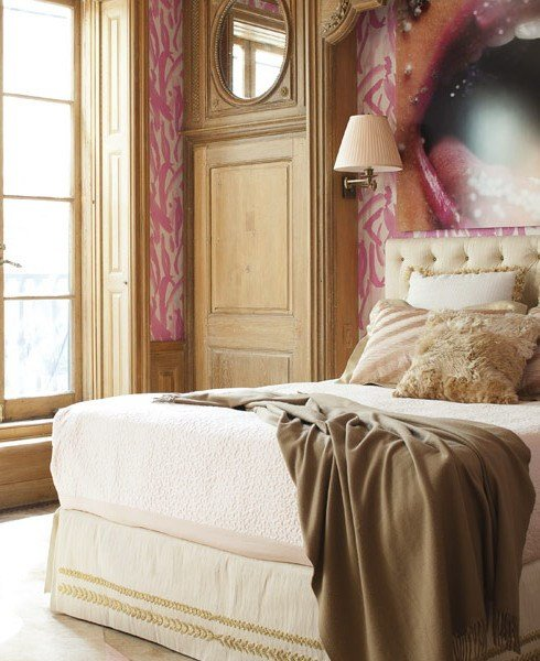 Best Classical And Glamorous Bedroom Design In Cold Pink Digsdigs With Pictures