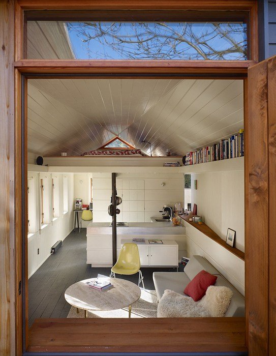 Best Garage Conversion That Turn It Into Contemporary Living Space Digsdigs With Pictures