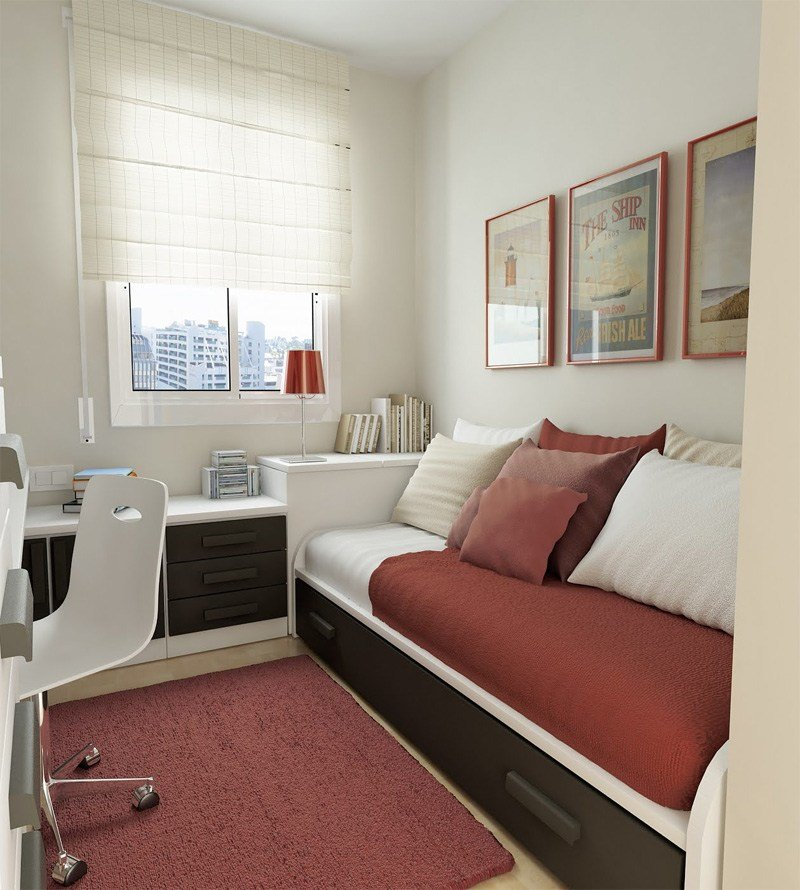 Best 50 Thoughtful Teenage Bedroom Layouts Digsdigs With Pictures