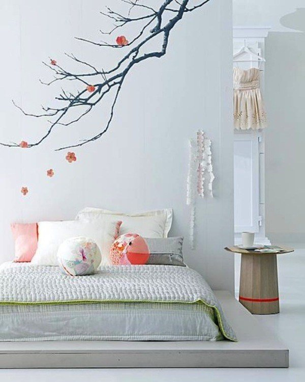 Best Zen Like Interior Design With Feminine Details Digsdigs With Pictures