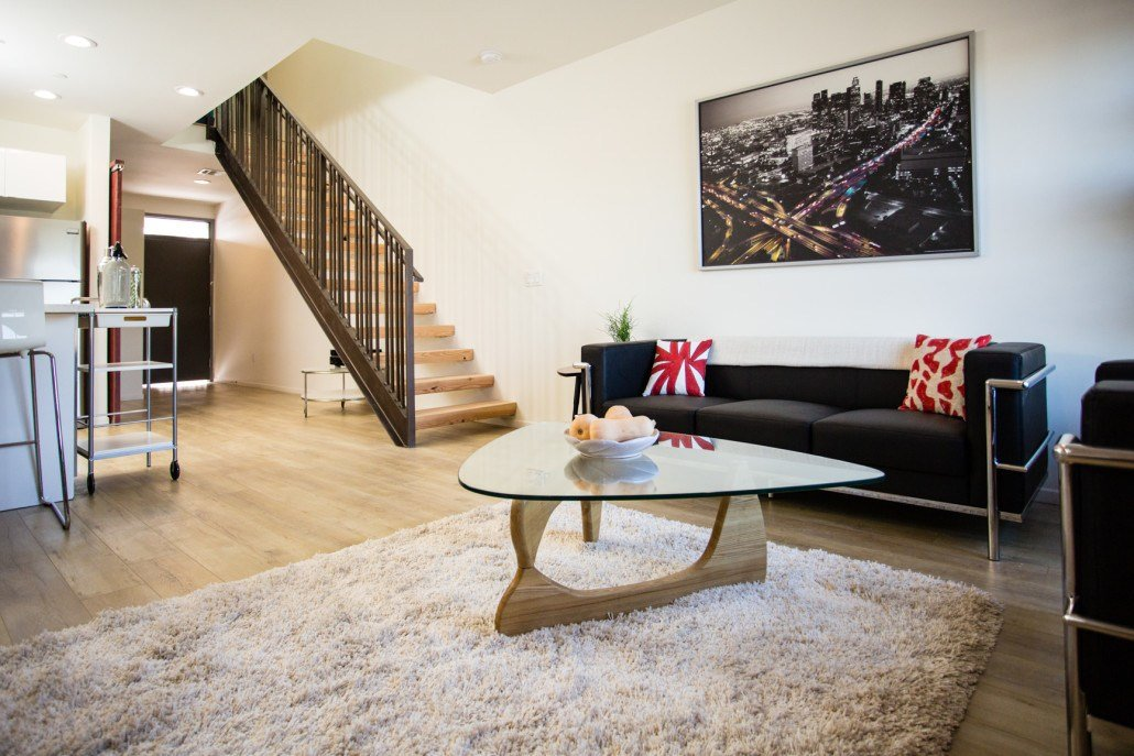 Best New Construction Echo Loft Apartments In Echo Park With Pictures