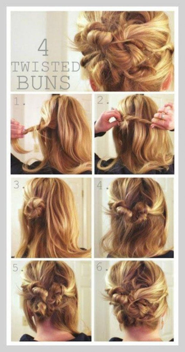 Free 16 Super Easy Hairstyles To Make On Your Own Wallpaper