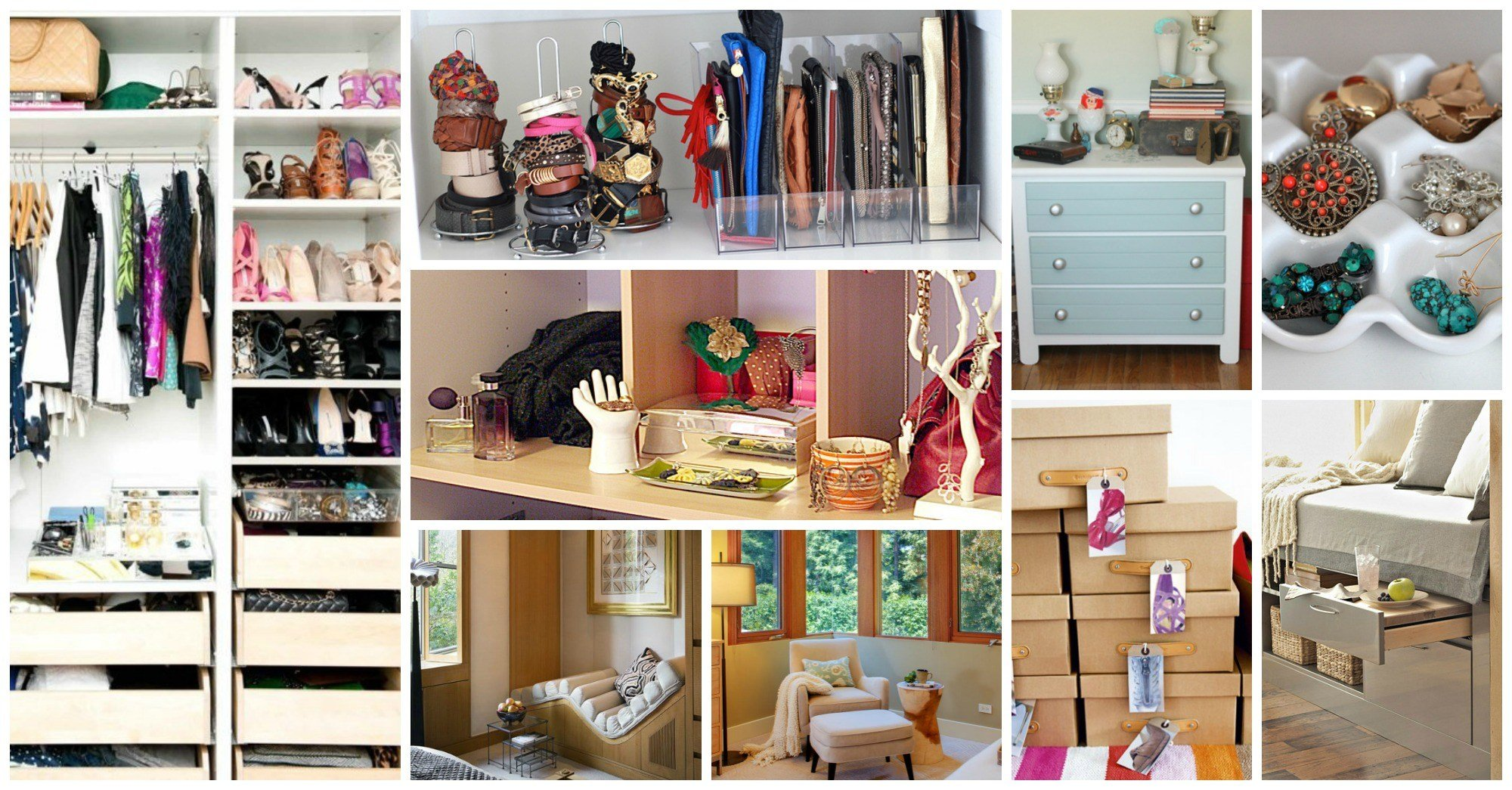 Best 27 Smart And Creative Ways To Keep Your Bedroom Organized With Pictures