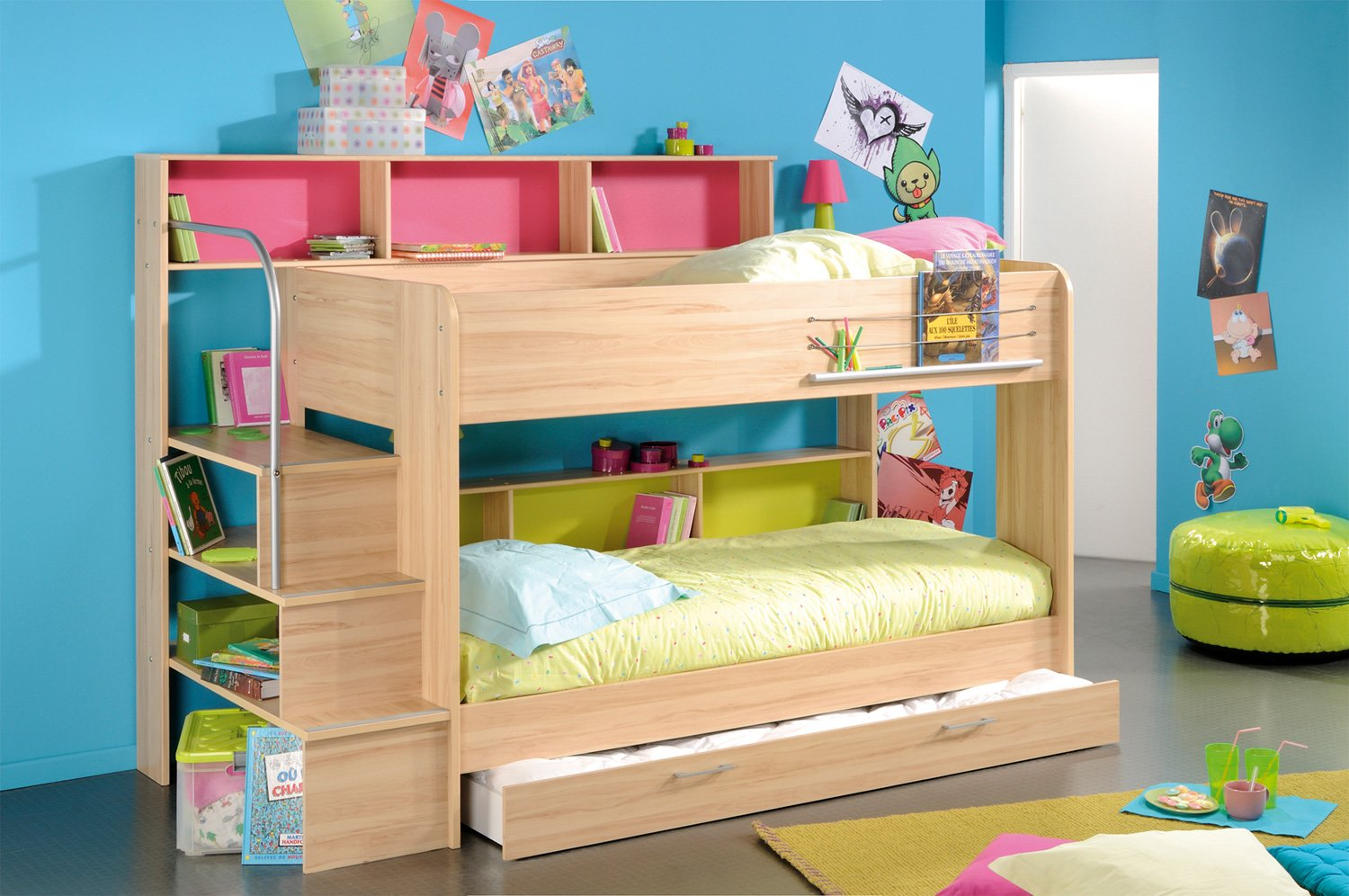 Best Space Saving Stylish Bunk Beds For Your Home With Pictures