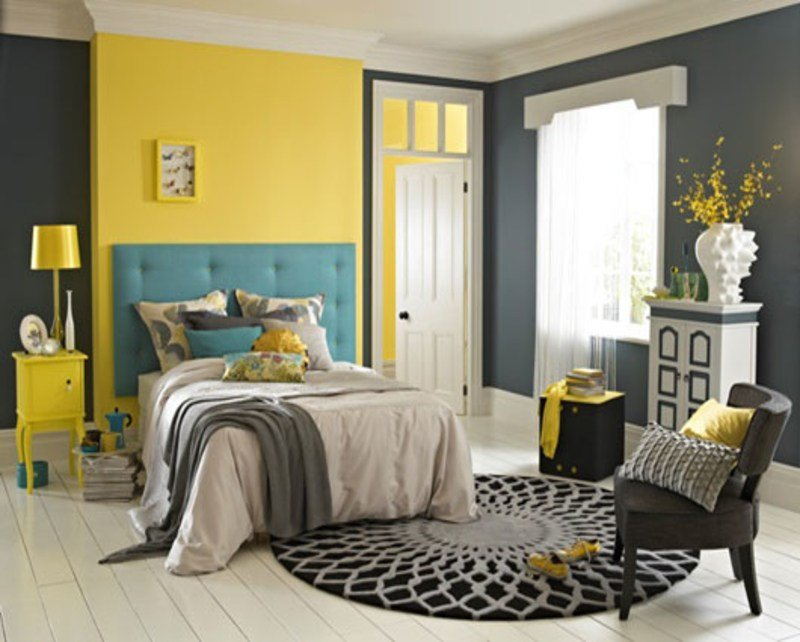 Best Colour Scheme Ideas For Bedrooms Paint Colors For With Pictures
