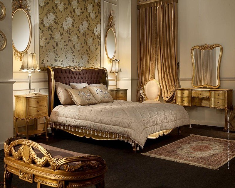 Best Gold Bedroom Decorating Ideas Furnitureteams Com With Pictures