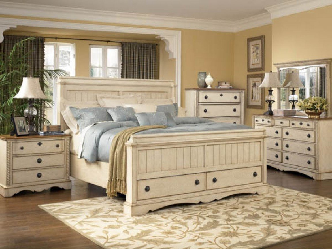 Best Country Themed Bedroom White Country Style Bedroom Furniture Country Cottage Bedrooms Bedroom With Pictures