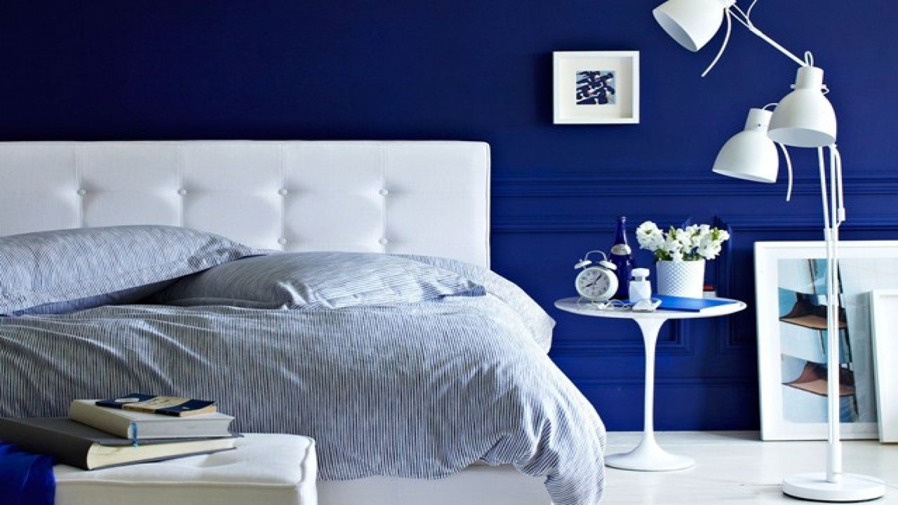 Best Blue Bedroom Designs Ideas Royal Blue Bedroom Ideas Blue Paint Colors For Bedrooms Bedroom With Pictures