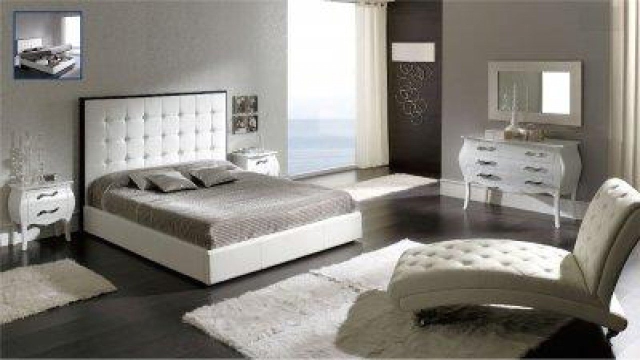 Best Oversized Bedroom Furniture White Leather Headboard Bedroom Furniture White Hipster Bedroom With Pictures