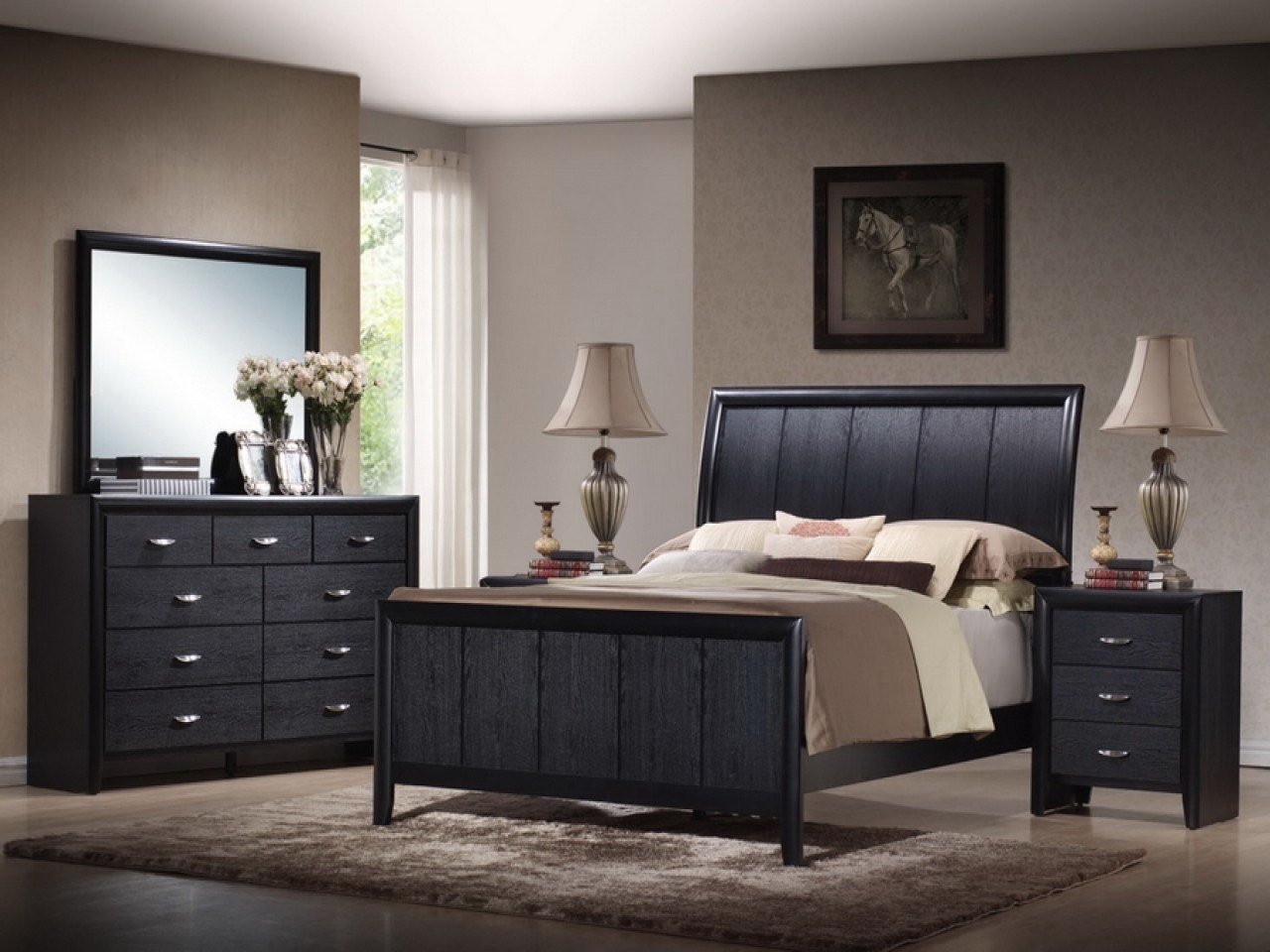Best Nice Bedroom Sets Cheap Bedroom Decorating Ideas Bedroom With Pictures