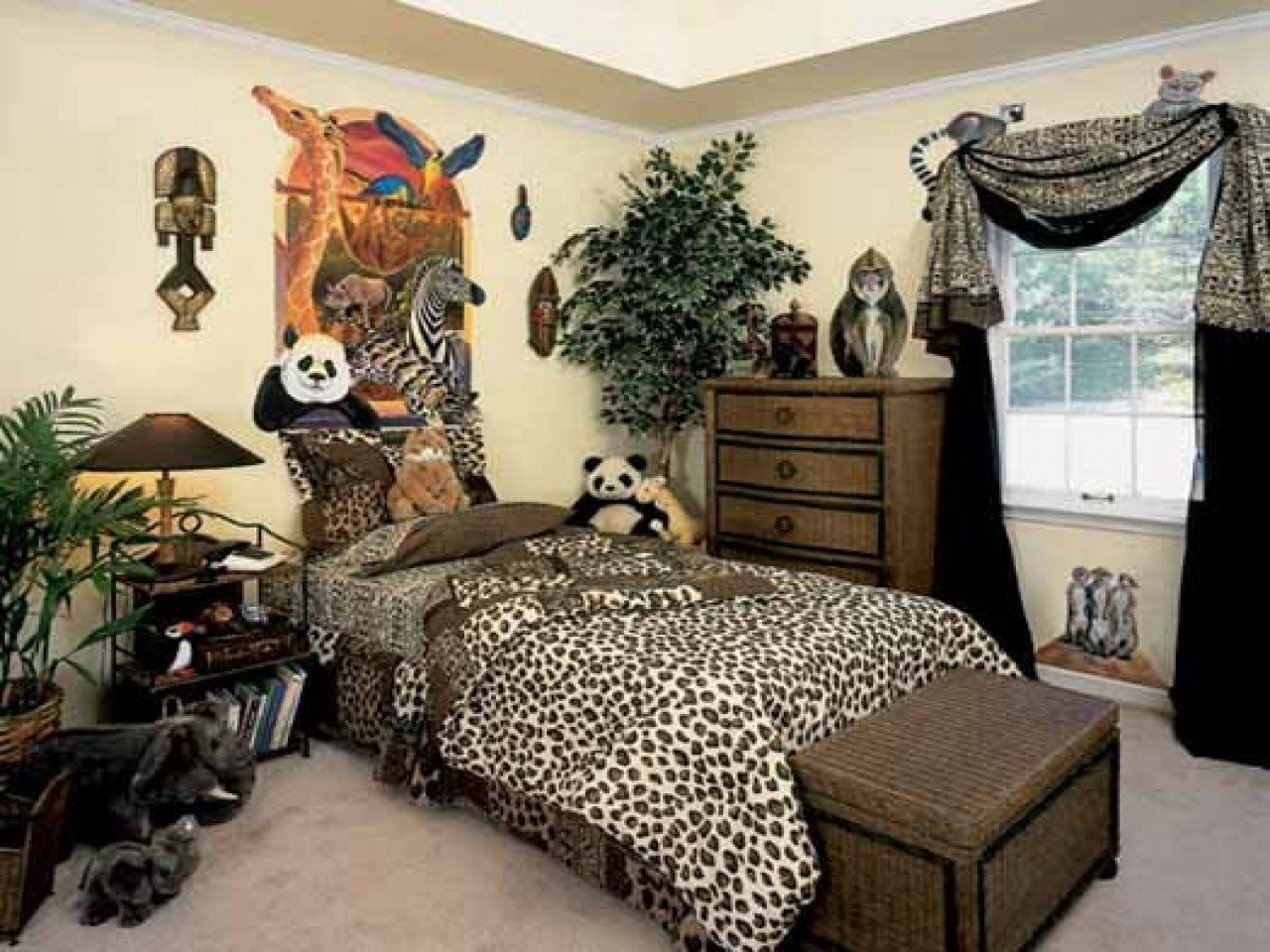 Best Make Your Room Boys Bedroom Painting Ideas Safari Bedroom With Pictures