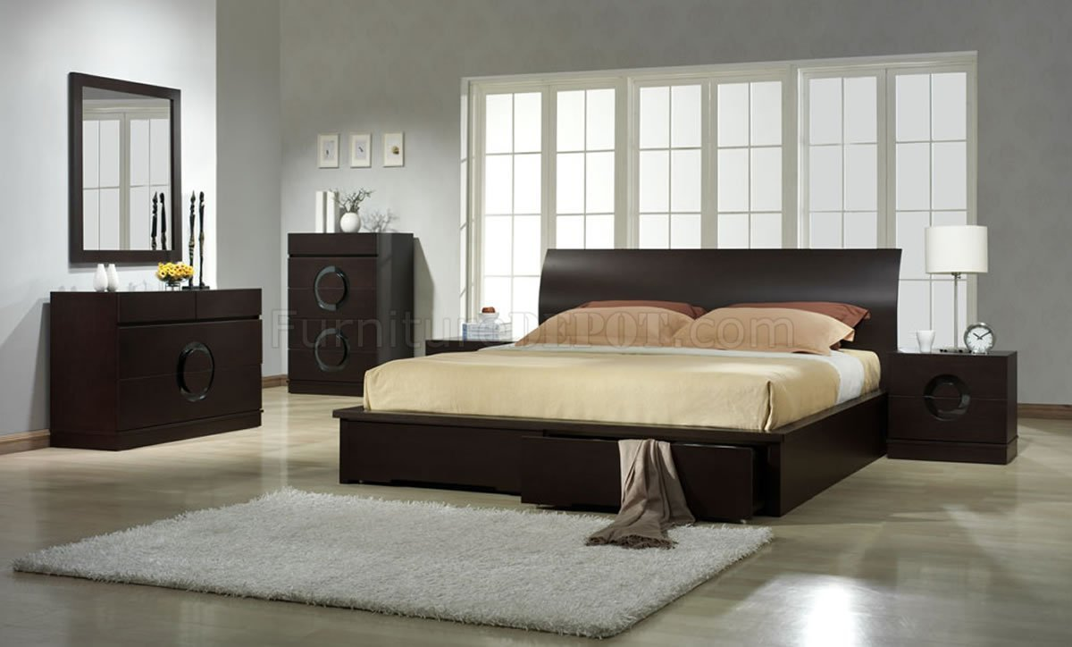 Best Zen Bedroom By J M Contemporary Platform Bed With Pictures