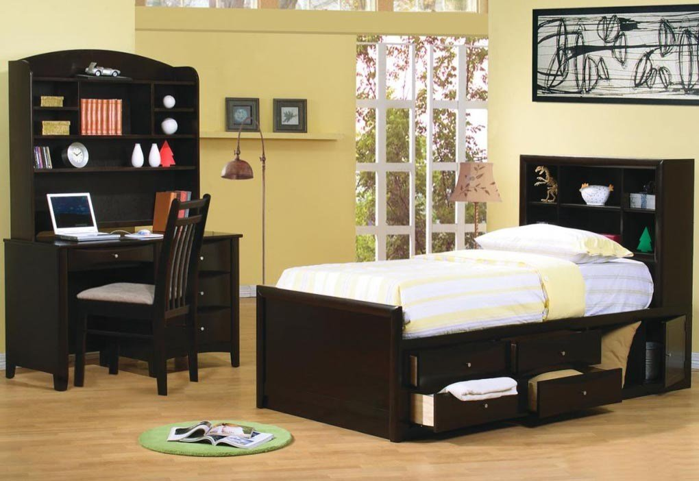 Best Phoenix Youth Storage Bedroom Set Kids Room Sets With Pictures