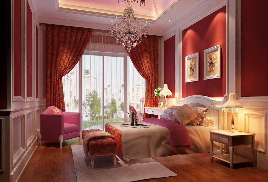 Best French Bedrooms Ideas Beautiful Romantic Bedroom Design With Pictures