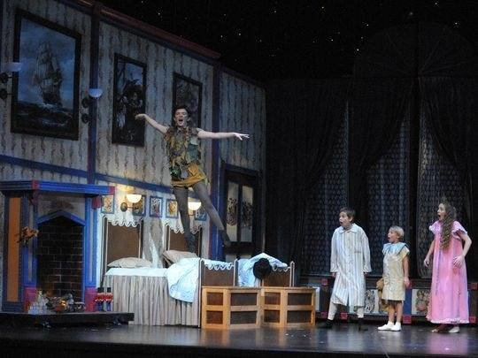 Best Peter Pan Hooks Audiences With Flights Of Fancy With Pictures