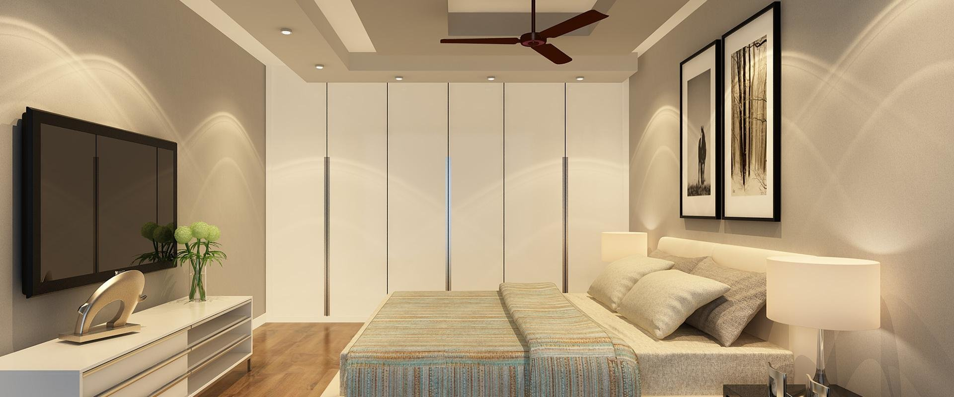 Best Bedroom False Ceiling Gypsum Board Drywall Plaster – Saint Gobain Gyproc India With Pictures