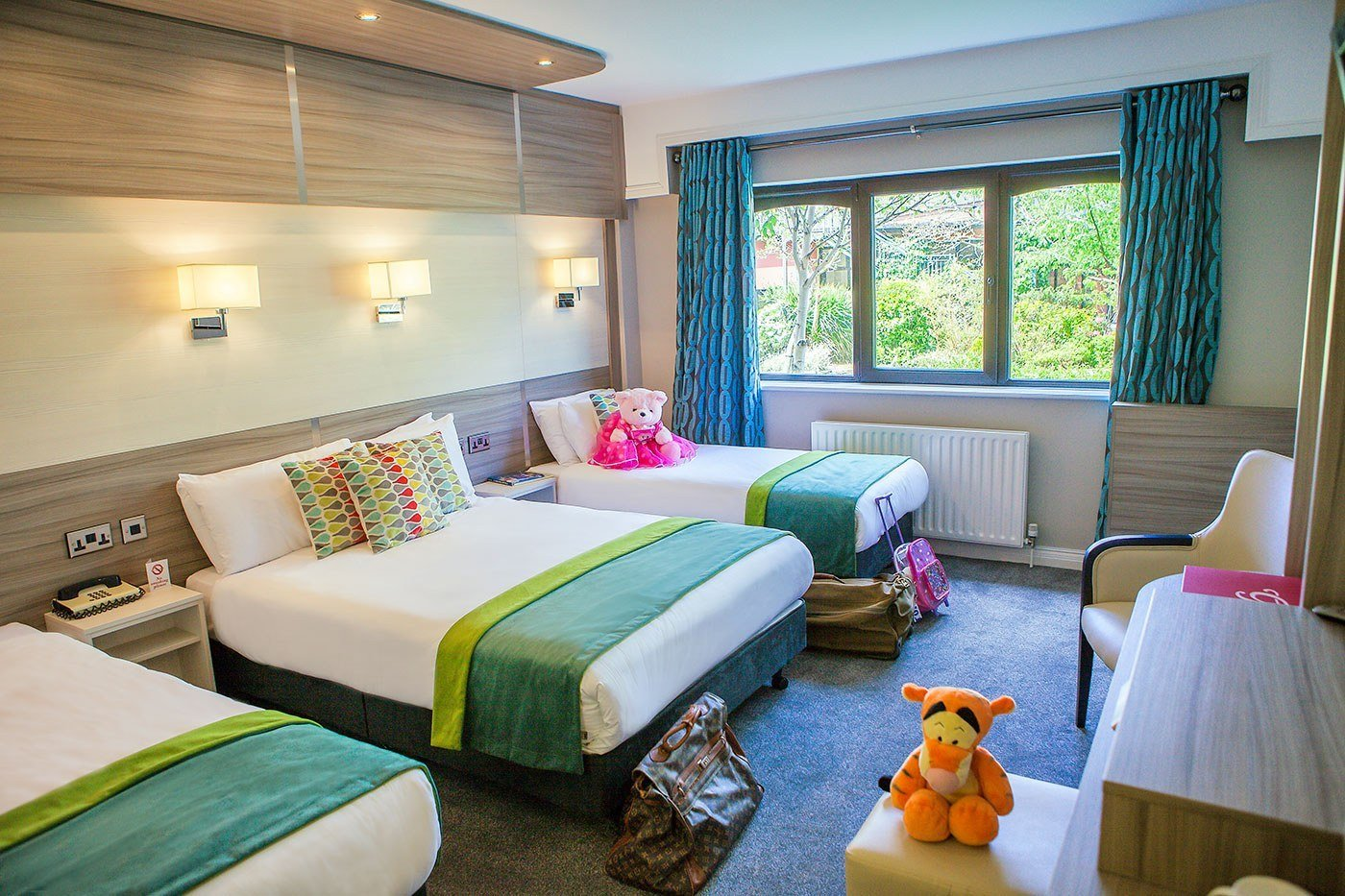 Best Family Rooms In Killarney From €139 The Gleneagle Hotel With Pictures