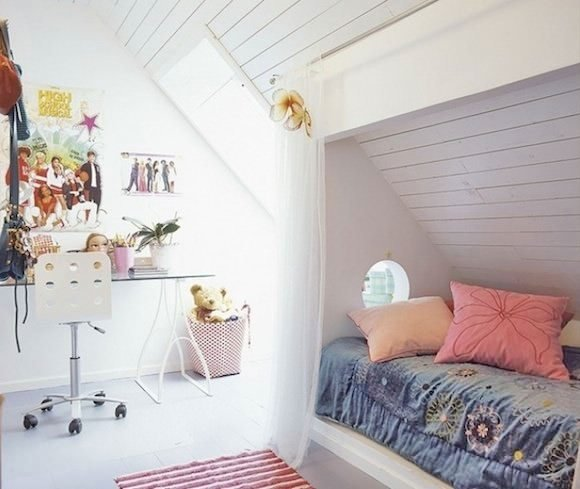 Best 12 Ideas For Attic Kids Rooms Handmade Charlotte With Pictures