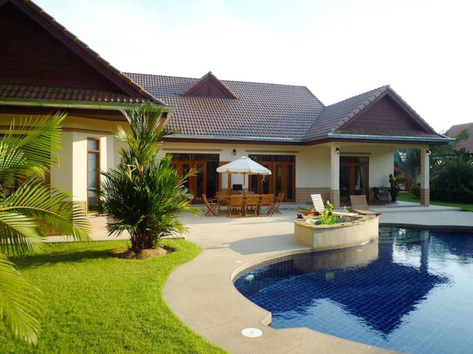 Best 4 Bedroom House For Sale In Nongplalai Pattaya – Inspire With Pictures