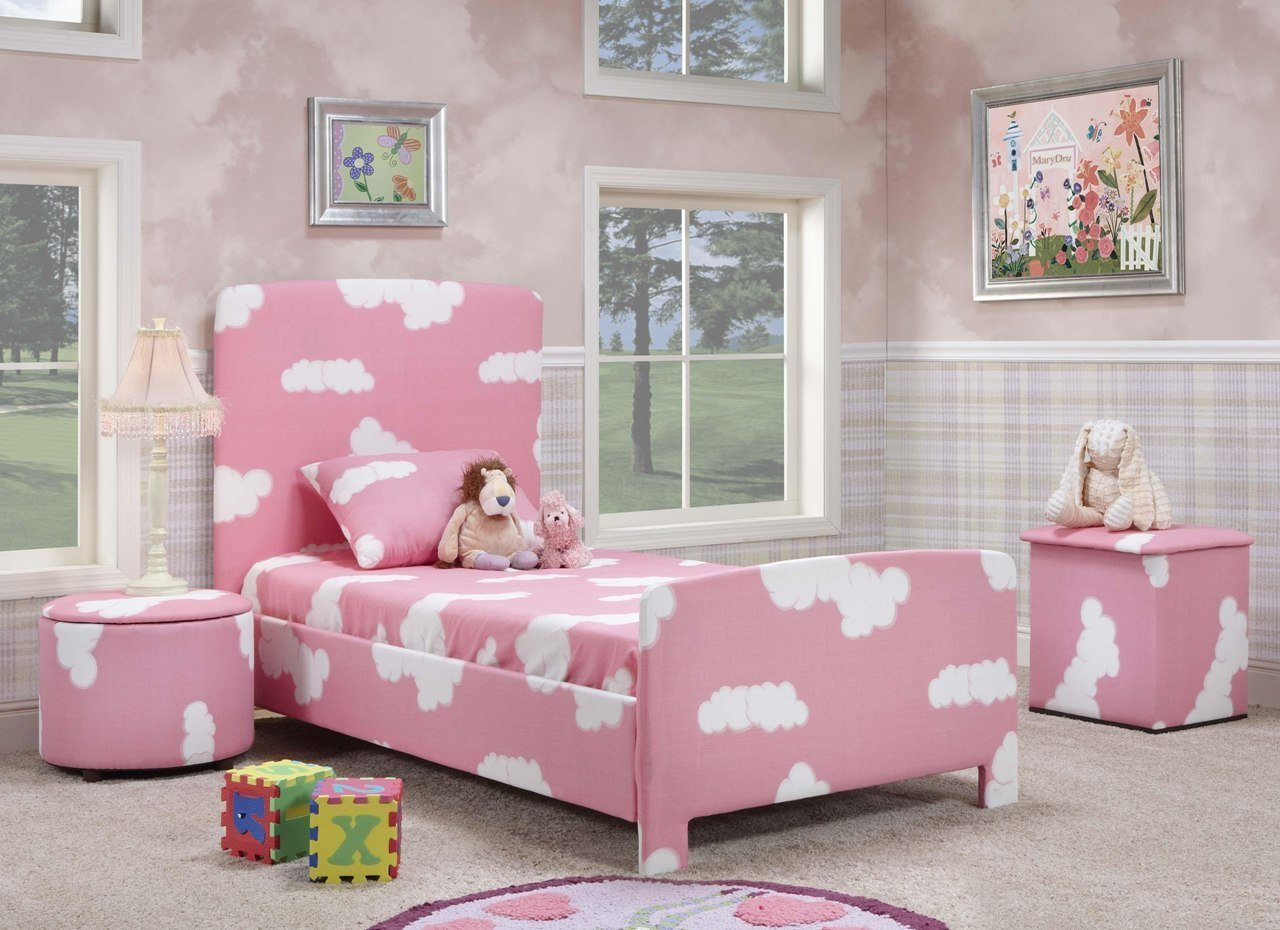 Best Interior Exterior Plan Pink Bedroom For A Little Girl With Pictures