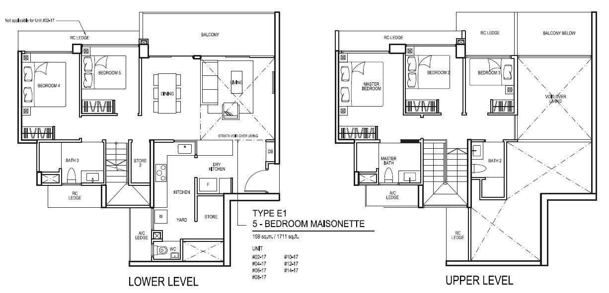 Best Floor Plans For Inz Residence Ec Choa Chu Kang Mrt Station With Pictures