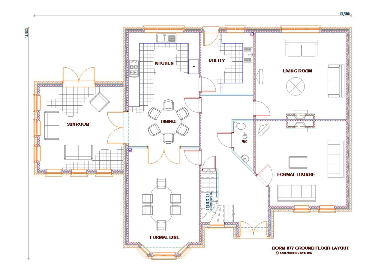 Best L Shaped Bungalow House Plans Ireland With Pictures