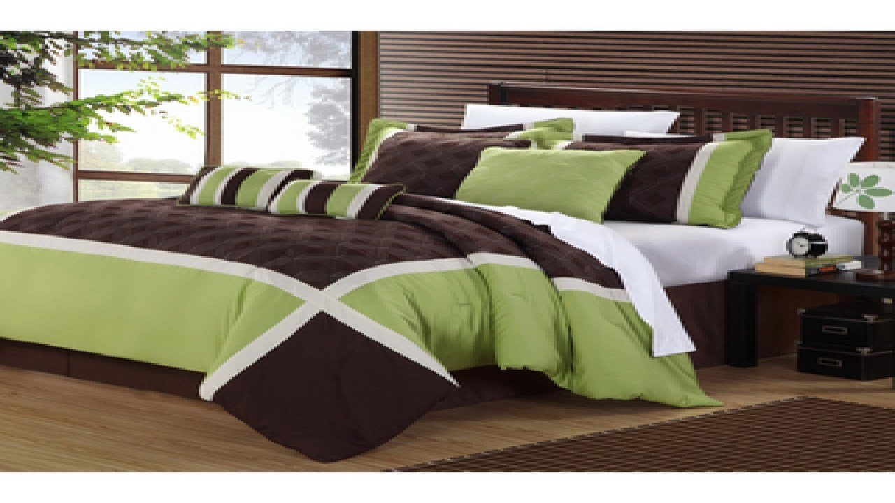 Best Brown And Green Bedding Green And Brown Bedroom Green And With Pictures