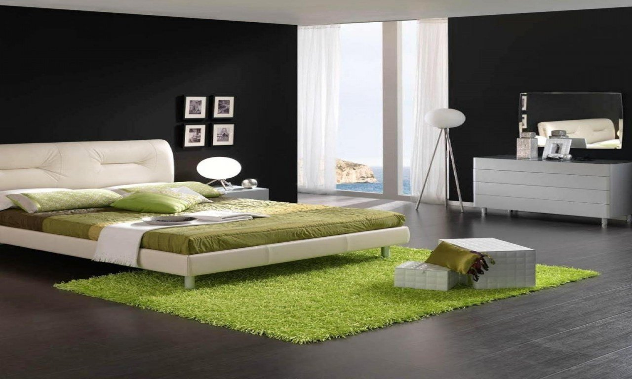 Best Black Bedroom Ideas Lime Green Black And White Bedroom With Pictures