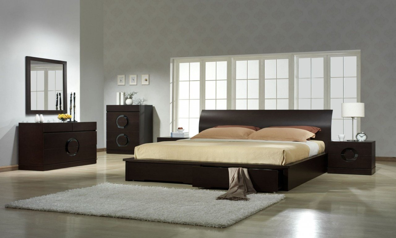 Best Platform Bedroom Set Modern Contemporary Italian Bedroom With Pictures