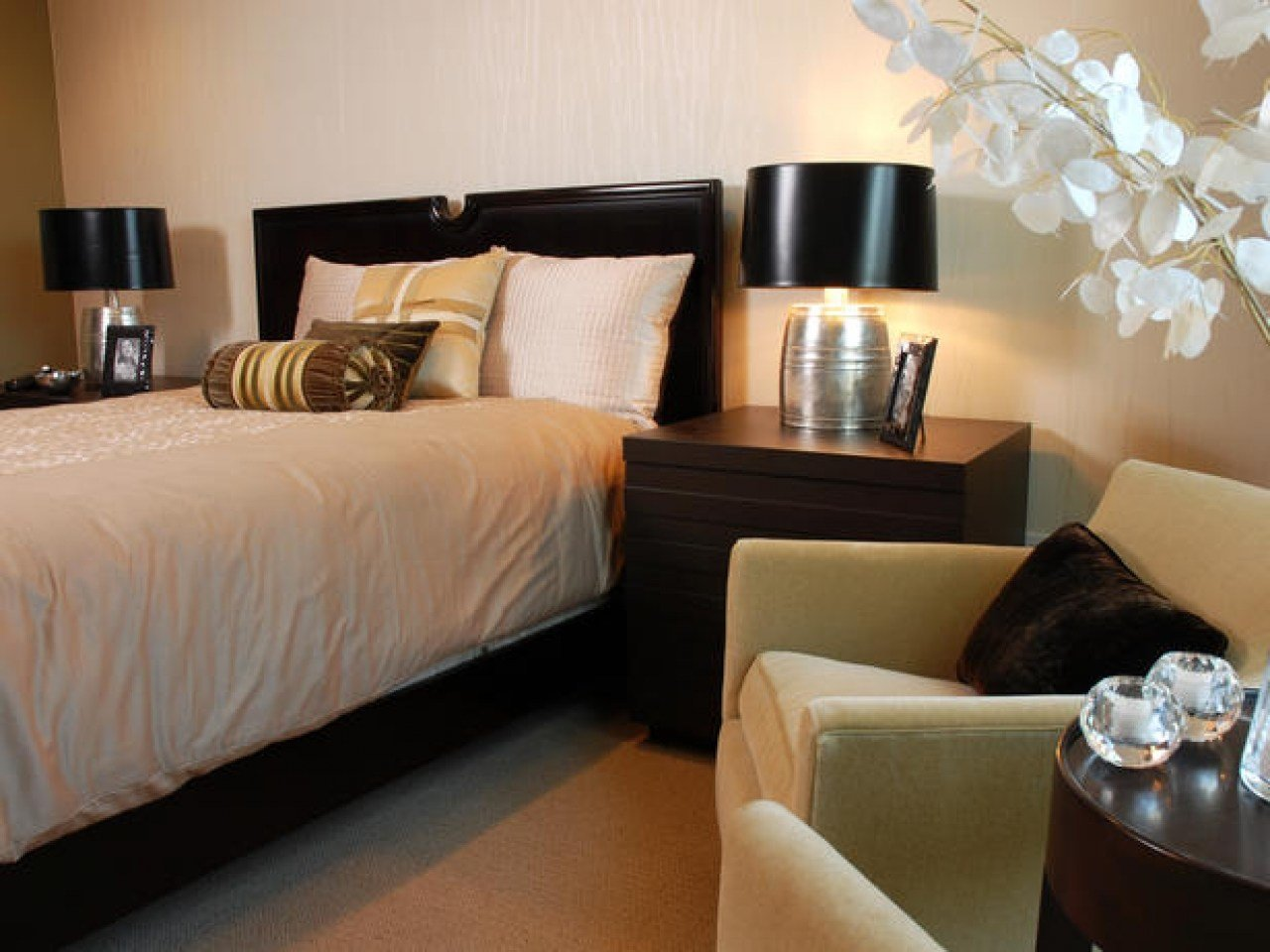 Best Kim K Bedroom Black And Beige Master Bedroom Black And With Pictures