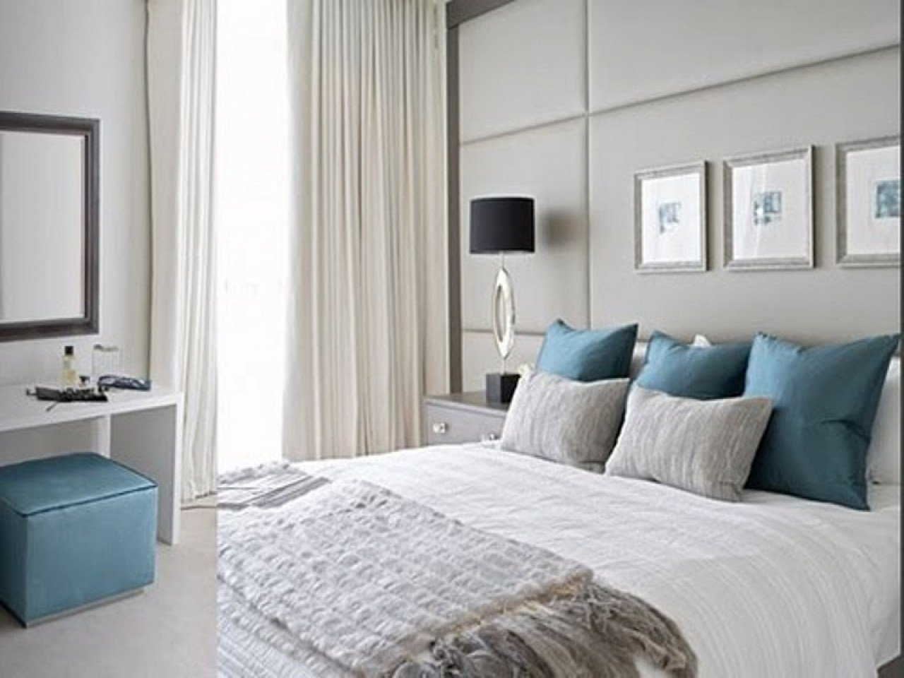 Best Gray Bedroom Decor Blue White And Grey Bedroom Ideas Navy With Pictures