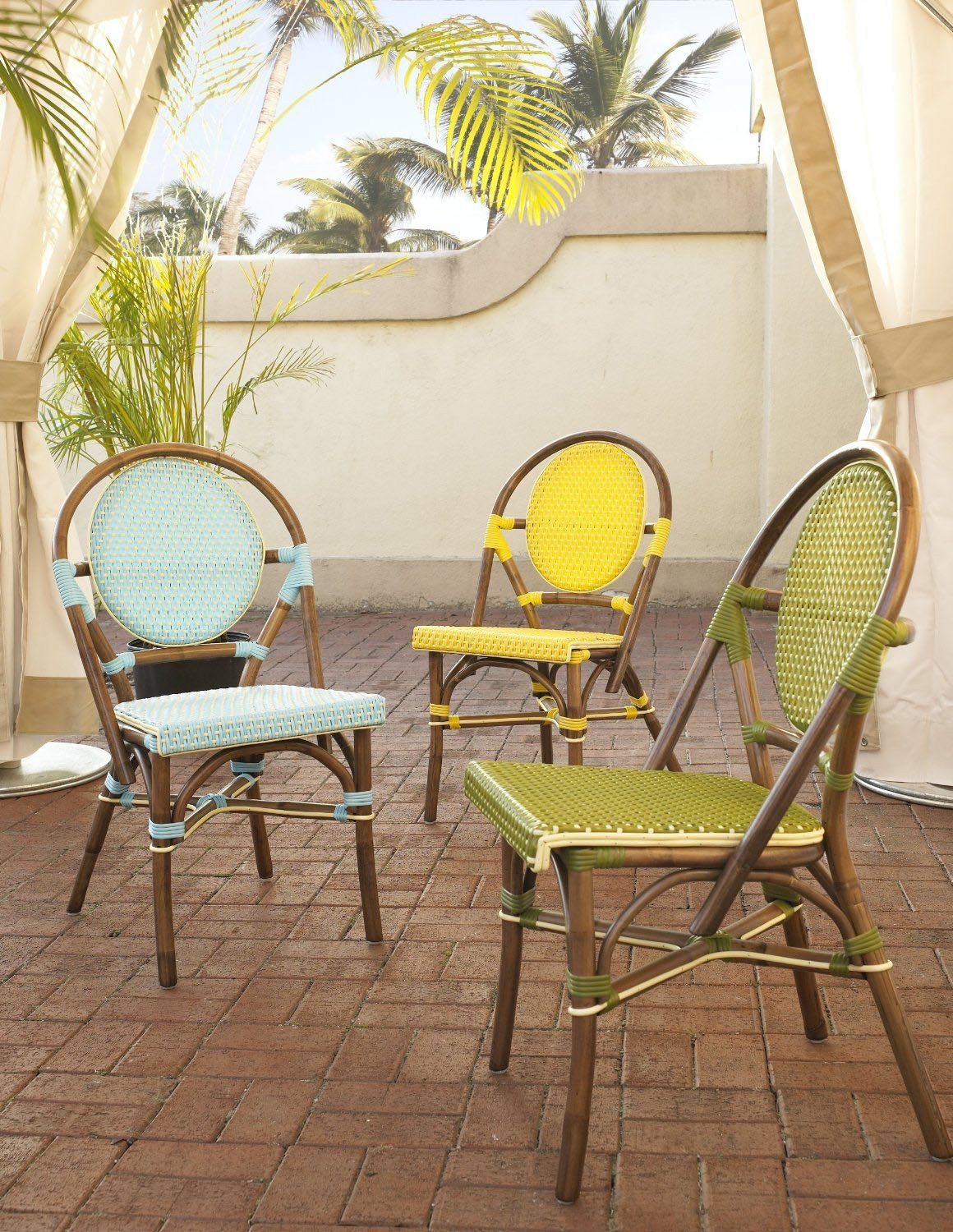 Best Parisian Café Inspired French Bistro Chairs Idesignarch With Pictures