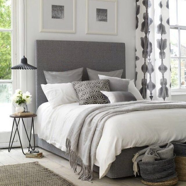 Best Grey Headboard Iemg Info With Pictures