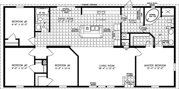 Best Manufactured Homes Floor Plans Jacobsen Homes With Pictures