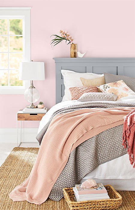 Best Paint Color Ideas For A Coordinated Bedroom And Bathroom With Pictures